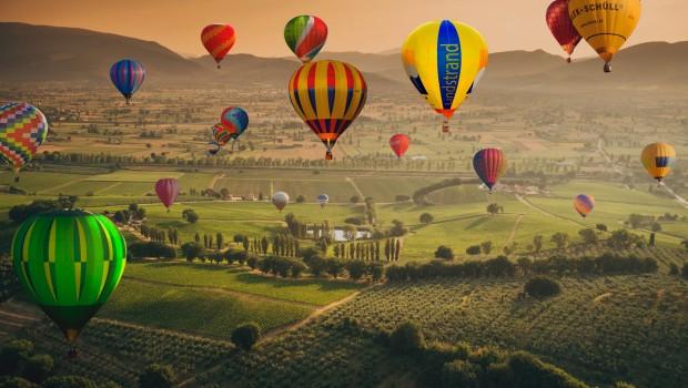 World's N°. 1 Ballooning Vacation