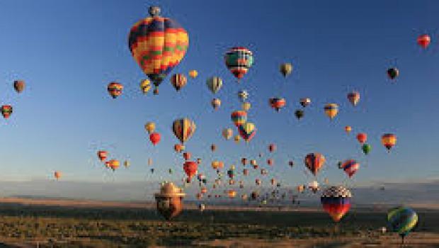 Albuquerque Balloon Festival 2020 Albuquerque Balloon Fiesta '20 Albuquerque United States