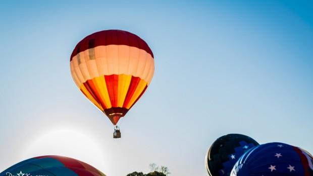 2016 Carolina BalloonFest Hot Air Balloon Festival