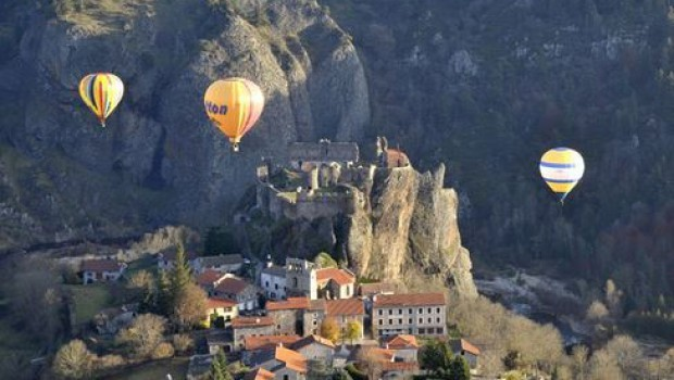 35th International Hot Air Balloon Festival  Le Puy en Velay