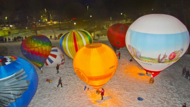 Model Hot Air Balloon Meeting