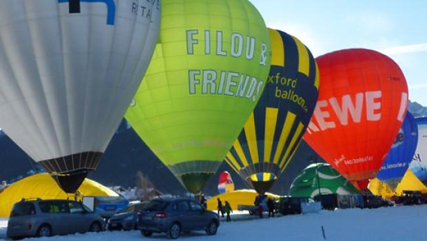 Dolomiti Balloonweek 2018
