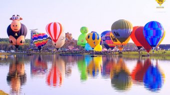 Sarasota Balloon Festival 2020.Balloon Events In Past