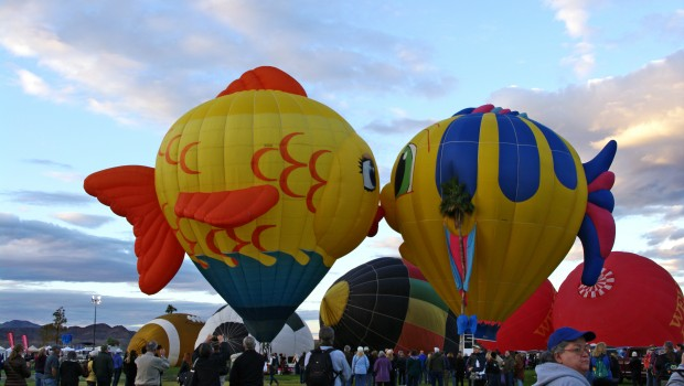 Havasu Balloon Festival And Fair Lake Havasu City United