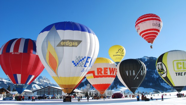23. Internationales Ballonfestival im Tannheimer Tal
