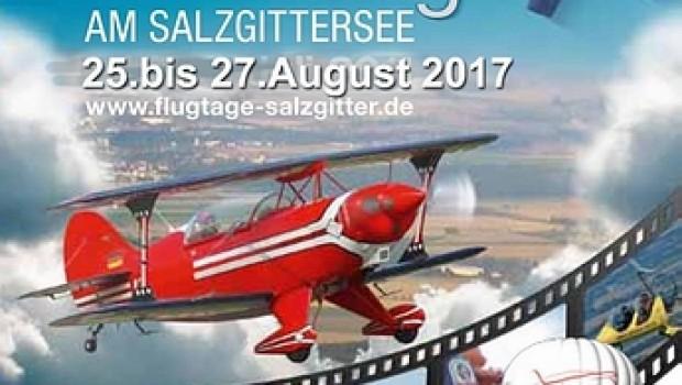 Flugtage am Salzgittersee 2018