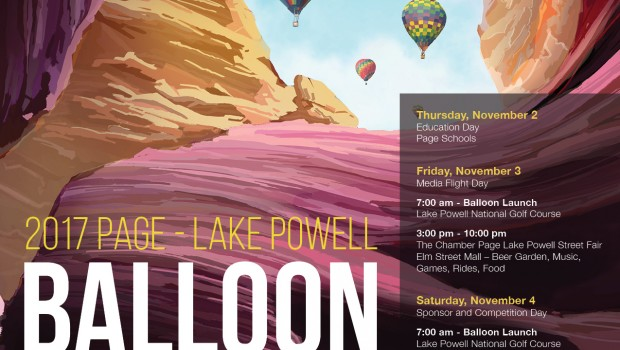 Page Lake Powell Balloon Regatta & Street Fair