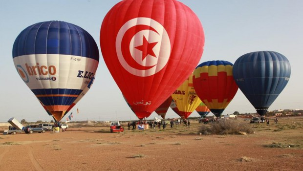 Tunisian Balloons Festival - 4th edition.