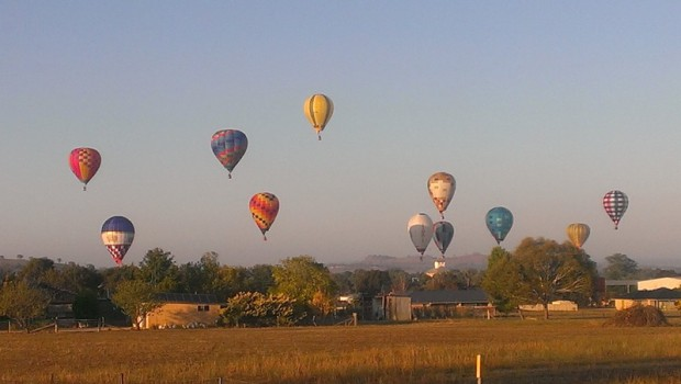 Canowindra Balloon Challenge 2018