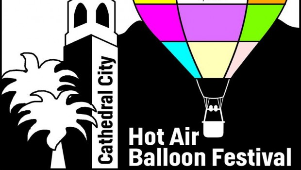 4th Annual Cathedral City Hot Air Balloon Festival