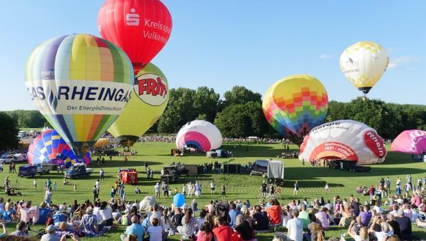 10. Ballonfestival Bonn 2018