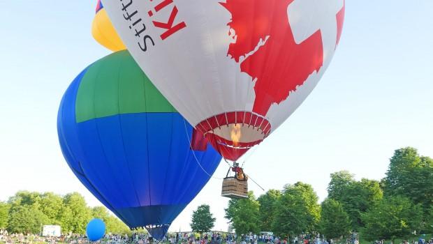 Ballonfestival Bonn Modellballon