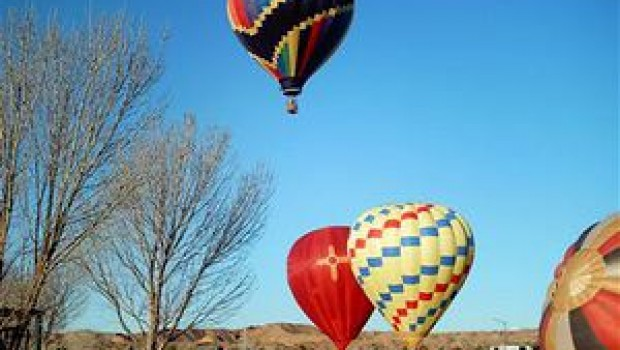 St. Patrick's Day Hot Air Balloon Rallye
