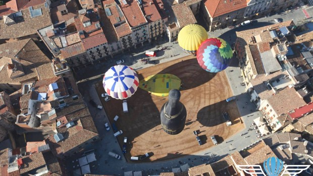 XXXV INTERNATIONAL MERCAT DEL RAM BALLOON TROPHY 2018