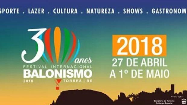 30° Festival Internacional de Balonismo