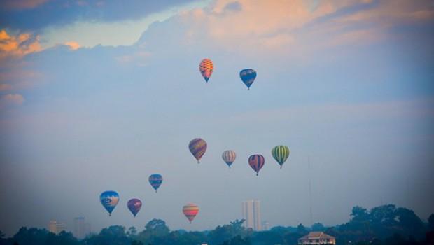 10th Thailand International Balloon Festival