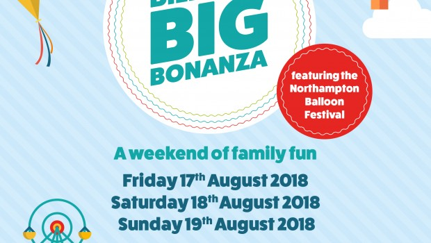 Billing's Big Bonanza ft The Northampton Balloon Festival