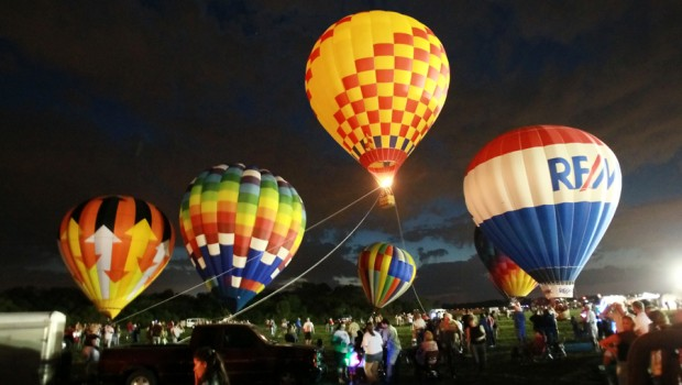 New Smyrna Beach Balloon and Skyfest
