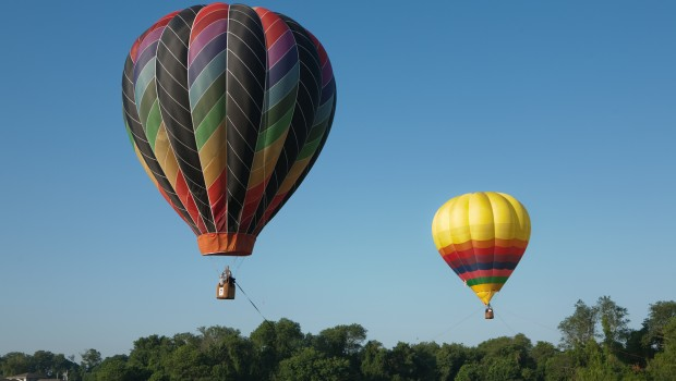 40th Anniversary, South County Balloon Festival