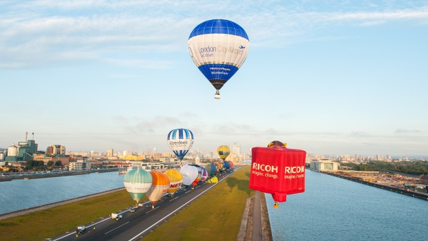 Lord Mayor's Hot Air Balloon Regatta®