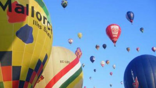 XXI FAI Europeans Hot Air Balloon Championship 2019 and pre-event.