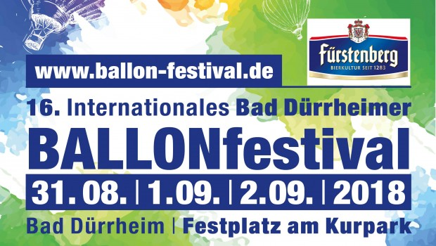 16. Internationales Bad Dürrheimer BALLONfestival