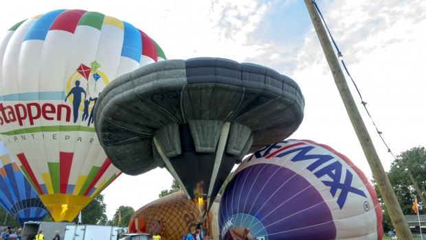 Ballon veld
