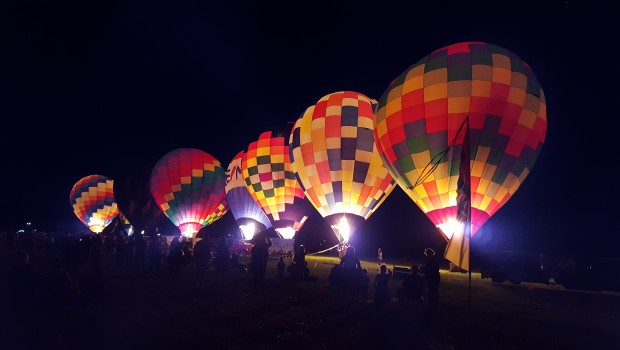 Grants Pas Balloon & Kite Festival