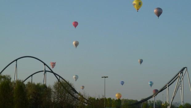 Ballonfestival Europa-Park Rust