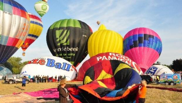 Ballonfestival Grave 2019