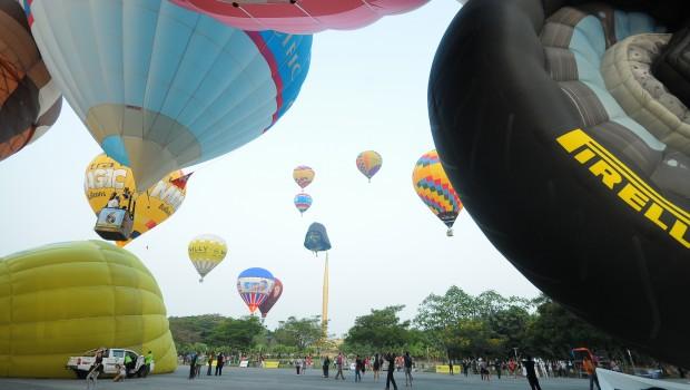 10th Putrajaya International Hot Air Balloon Fiesta