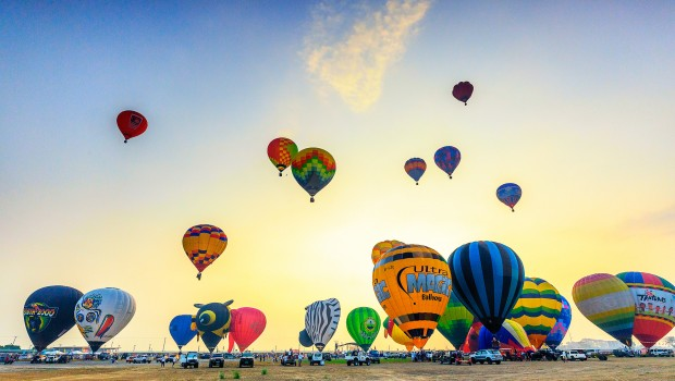 6. Lubao International Balloon Festival 2019