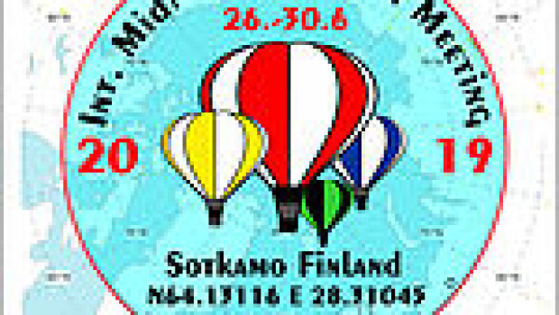 Midnight Balloon Meeting in Sotkamo