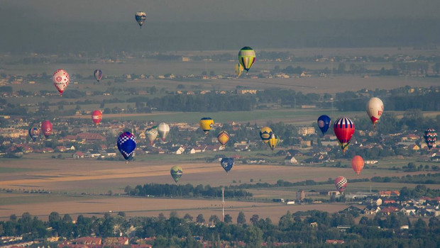 35th Polish Hot Air Balloon Championship / 28th Leszno Balloon Cup