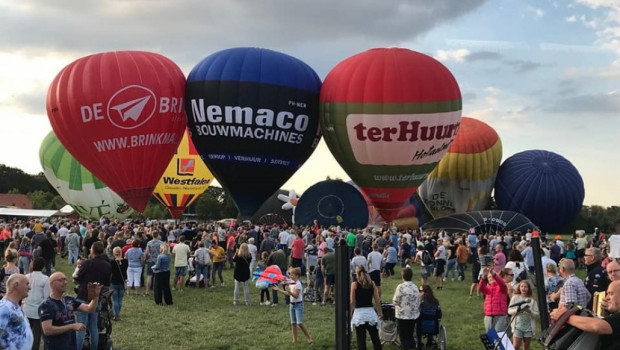 10e Editie Höfteballooning 2019