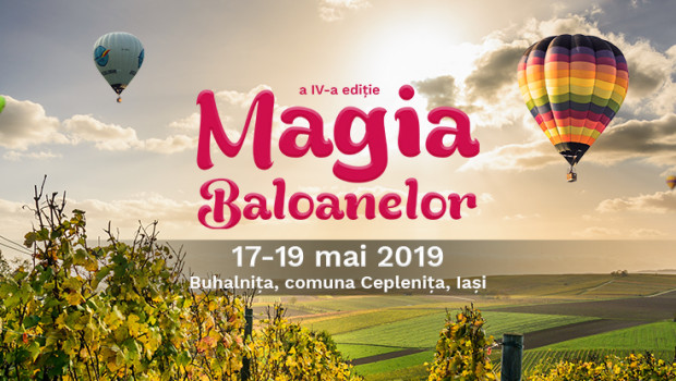 Magia baloanelor 2019