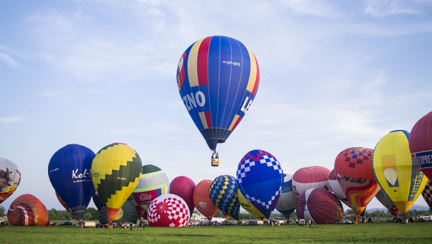 XX Mountain Balloon Competition