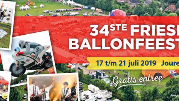 Friese  Ballonfeesten