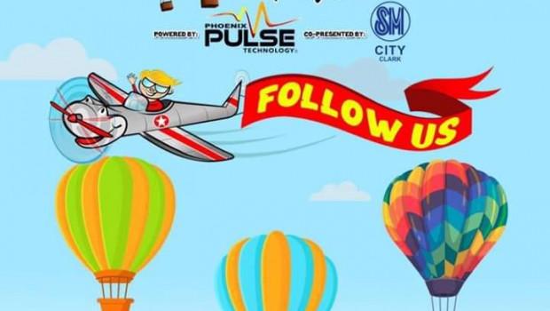 Clark Global City Hot Air Balloon Festival