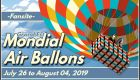 Grand Est Mondial Air Ballons 2019