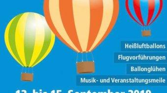 Heißluftballon Pforzheim 2021