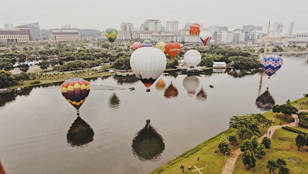 Putrajaya International Hot Air Balloon Fiesta 2020