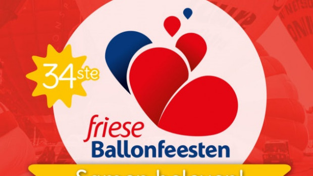 34. Friese Ballonfeesten Joure