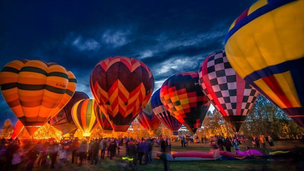 Heritage Inn International Balloon Festival