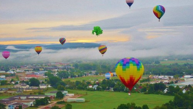 Atlantic Balloon Fiesta