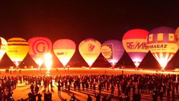 19. Int. Kaiserwinkl alpin-ballooning