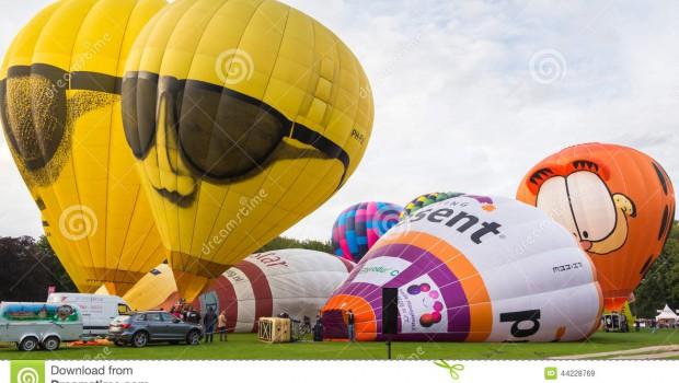 38. Barneveld Balloon Fiesta 2020