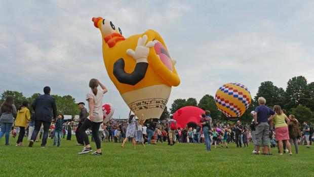Modellballon Ballonfestival Bonn