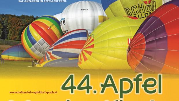 44. Apfelmontgolfiade