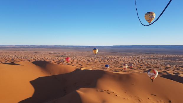 Sahara Balloon